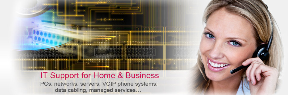 IT Support for Home and Business